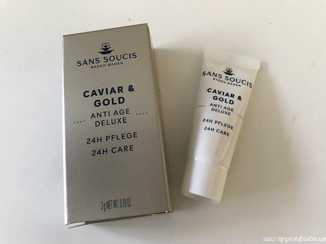 sans soucis caviar & gold